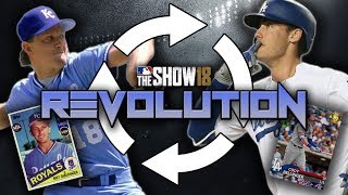 Download Perfect Game Bid Goes Wrong... Revolution Ep. 23! MLB The Show 18 Diamond Dynasty Video
