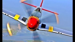 Download US Military VINTAGE MILITARY POWER display at Vintage Aircraft Airshow Video