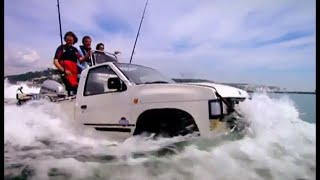 Download Crossing the Channel in Car Boats! (HQ) | Top Gear | Series 10 | BBC Video