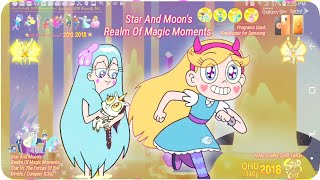 Download Star And Moon's Realm Of Magic Moments | Star Vs The Forces Of Evil | Divide / Conquer (Clip) Video