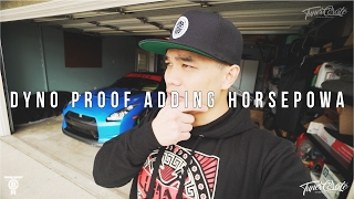 Download DYNO PROOF DECALS ADD HORSEPOWER TO ANY CAR AND GTR Video