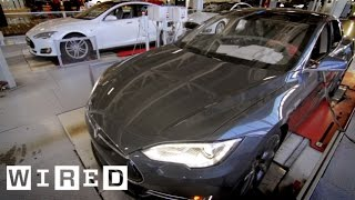 Download Electric Car Quality Tests | Tesla Motors Part 3 (WIRED) Video