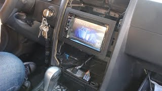 Download Tutorial: Instalacion Double Din Kenwood DNX573S Video