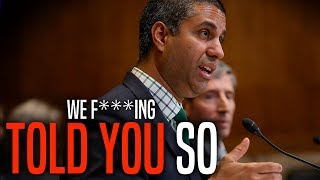 Download Ajit Pai Finally Admits Comment Fraud Plagued Net Neutrality Repeal Process Video