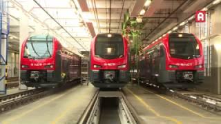 Download Rondleiding nieuwe treinen Alphen aan den Rijn - Gouda Video