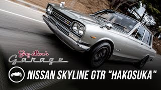 Download 1969 Nissan Skyline GTR ″Hakosuka″ - Jay Leno's Garage Video