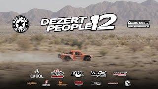 Download Dezert People 12 Trailer - DP12 Off-Road Racing Film Video