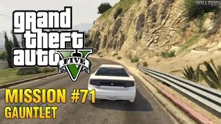 Download Grand Theft Auto V - Mission #71 - Gauntlet Video