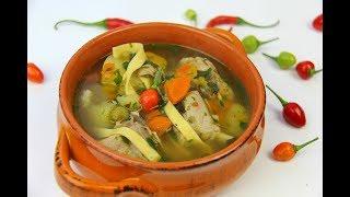 Download Stunning 30 Minute Chicken Soup | CaribbeanPot Video