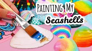 Download I'm Decorating Seashells Now Video