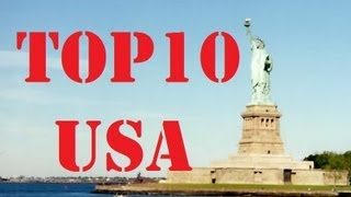 Download Visit America - Top 10 Cities in the USA Video