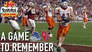 Download BEST Finish in CFB HISTORY 💯 Boise State Upsets Oklahoma: A Game to Remember Video