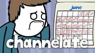 Download Explosm Presents: Channelate - Unemployed Video
