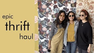 Download Thrift Haul with Jenn Rogers & Chrissstttiiine #Haulternative Video