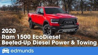 Download 2020 Ram 1500 EcoDiesel Review ― Beefed-Up Diesel Power & Towing Video