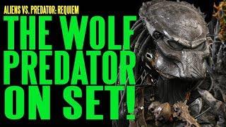 Download AVPR Wolf Predator On Set Video