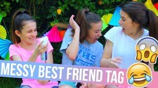 Download MESSY BESTFRIEND TAG - EVABLIA!!! | Oliviagrace Video