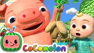 Download One Potato, Two Potatoes | CoCoMelon Nursery Rhymes & Kids Songs Video