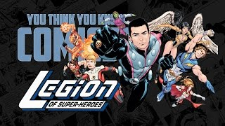Download Legion of Super-Heroes - You Think You Know Comics? Video