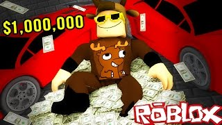 Download WHAT CAN $1,000,000 GET YOU IN ROBLOX! (Roblox Millionaire Life) Video