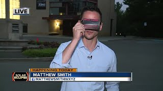 Download How you can protect your eyes during the total solar eclipse Video