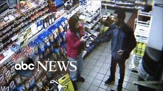 Download Gas Station Clerk Helps Stop Alleged Kidnapping Video