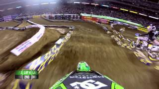 Download GoPro HD: James Stewart and Ryan Villopoto Main Event 2014 Monster Energy Supercross from San Diego Video