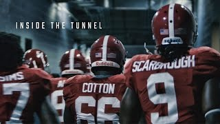 Download Alabama's intense march to the field, raw and uncut Video