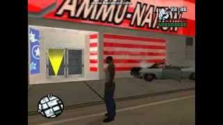 Download How to unlock All Shop in begining in GTA San Andreas (PC) !! Video