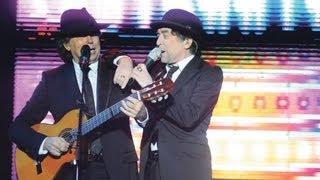 Download Serrat y Sabina cantaron la ″Luna tucumana″ y cautivaron al público Video