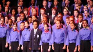 Download Young People's Chorus of New York City - Give Us Hope by Jim Papoulis Video