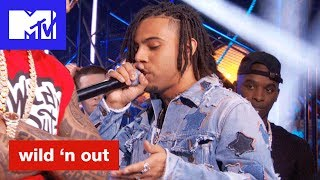 Download Vic Mensa Goes Ballistic on Nick Cannon & Method Man | Wild 'N Out | #Wildstyle Video