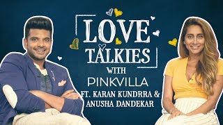 Download Karan Kundrra and Anusha Dandekar are a riot together | Love Talkies | Bollywood | Pinkvilla Video
