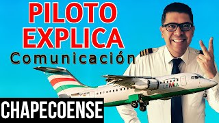Download Piloto Explica comunicaciones entre control y avión accidentado. (#25) Video