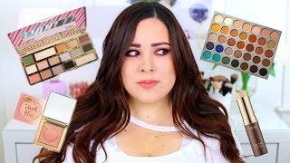 Download ANTI-HAUL 2017! MAKEUP I'M NOT GOING TO BUY Video