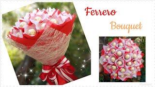 Download DIY Ferrero Rocher Bouquet Ep.2/วิธีทำช่อเฟอร์เรโร่ 02 Video