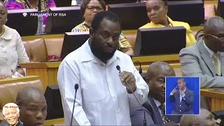 Download ″Jacob Zuma Is Not Honorable And Must Resign″ COPE Video