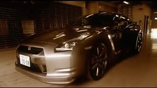 Download Nissan GTR Car Review - Top Gear - BBC Video