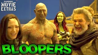 Download Guardians of the Galaxy Vol. 2 Extended Bloopers & Gag Reel #2 [Blu-Ray/DVD 2017] Video