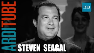 Download Interview Steven Seagal - Archive INA Video