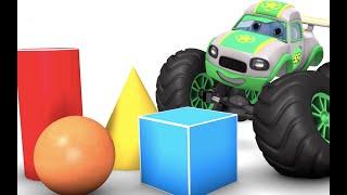 Download Surprise Eggs   Monster Trucks Toys for Kids   Surprise Eggs Videos from Jugnu Kids Video