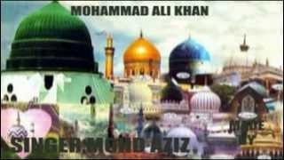 Download YA GHOUS MOHIUDDIN ABDUL QADIR JILANI (Singer mohammad aziz) Video