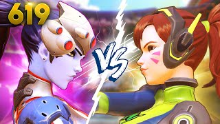 Download Most Intense T500 Fight!! | Overwatch Daily Moments Ep.619 (Funny and Random Moments) Video