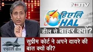 Download Prime Time With Ravish Kumar, Dec 14, 2018 | Did Top Court Actually Clear Government On Rafale? Video