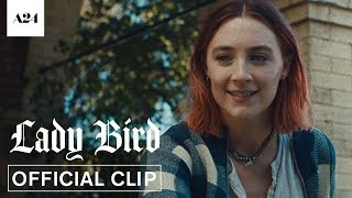 Download Lady Bird | Coffee Shop | Official Clip HD | A24 Video