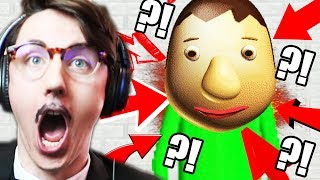 Download TOTALLY NOT CLICKBAIT SECRETS OF BALDI'S BASICS IN EDUCATION AND LEARNING Video