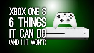 Download Xbox One S: 6 New Things It Can Do (And One That It Won't) - Xbox One Slim Video