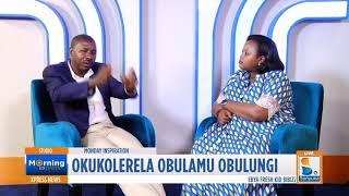 Download Okukolerera obulamu bwoyagala part 3| Sanyuka Morning Express Video