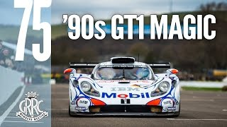Download GT1 demo brings '90s nostalgia to Goodwood Video