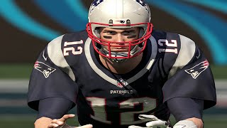 Download 100 HIT POWER TOM BRADY!! WOW | MADDEN ULTIMATE TEAM GAMEPLAY | EPISODE 107 Video